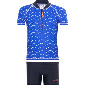 Regatta Wader UV Shirt Kinder oxford blue/navy